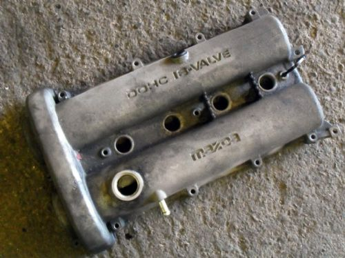 Cam cover, Mazda MX-5 1.6 mk1, USED, B61P10210
